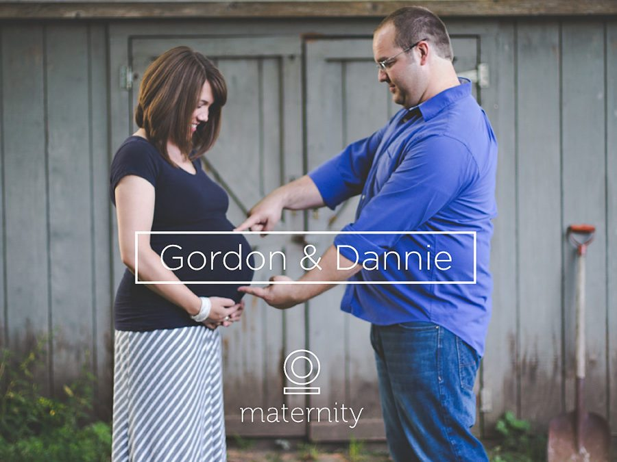 Gordon & Dannie Maternity Photos